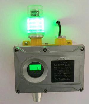 sst-d型苯气体检测器测试声光报警